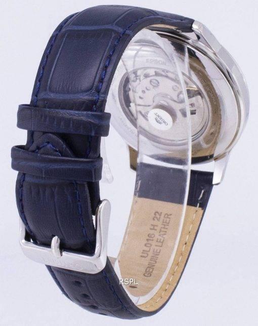 Orient klassische analoge automatische Japan hergestellt RA-AG0015L00C Herrenuhr