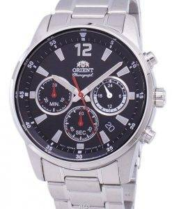 Orient Sport Chronograph Quarz RA-KV0001B10B Herrenuhr