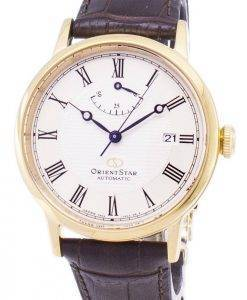 Orient Star Automatic Power Reserve Japan hat RE-AU0001S00B Herrenuhr