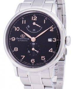 Orient Star-Power Reserve automatische Japan hat RE-AW0001B00B Herrenuhr