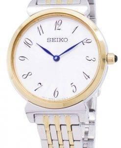 Seiko Quartz SFQ800 SFQ800P1 SFQ800P Analog Damenuhr