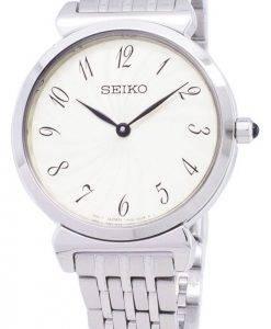 Seiko Quartz SFQ801 SFQ801P1 SFQ801P Analog Damenuhr