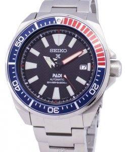 Seiko Prospex Padi Automatic Diver 200M SRPB99 SRPB99K1 SRPB99K Herrenuhr