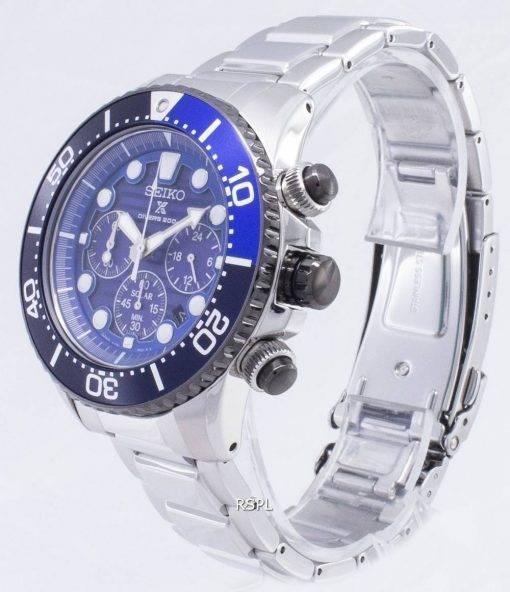 Seiko Prospex Diver automatische 200M Japan gemacht SSC675J SSC675J1 SSC675 Herrenuhr