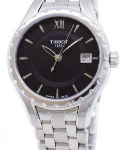 Tissot T-Lady T072.210.11.058.00 T0722101105800 Quartz Analog Damenuhren