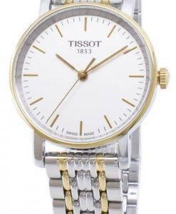 Tissot T-Classic Everytime Small T109.210.22.031.00 T1022203100 Quartz Analog Damen uhr