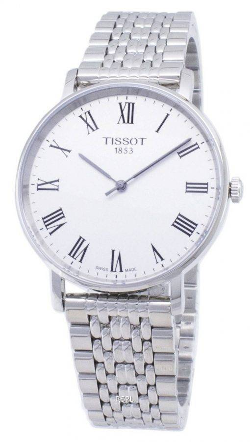 Tissot T-Classic Everytime Medium T109.410.11.033.00 T1094101103300 Quartz Analog Herrenuhren