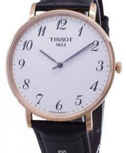 Tissot T-Classic jedes Mal große T109.610.36.032.00 T1096103603200 Quarz Herrenuhr