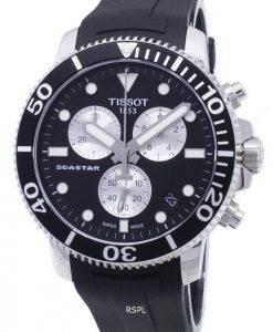 Tissot T-Sport Seastar T120.417.17.051.00 T1204171705100 Chronograph 300M Herrenuhren