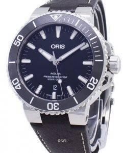Oris Aquis Date 01 733 7730 4154-07 5 24 10EB 01-733-7730-4154-07-5-24-10EB Automatic 300M Herrenuhr