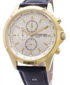 Citizen Classic AN3512-03P Chronograph Analog Herrenuhr