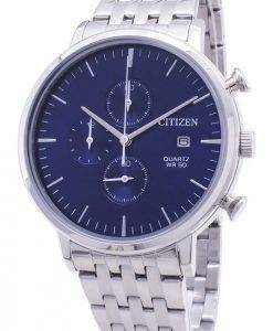 Citizen Chronograph AN3610-55L Quarz Analog Herrenuhr
