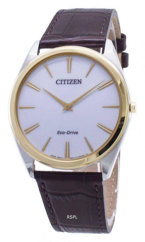 Citizen Stiletto AR3074-03A Eco-Drive Analog Herrenuhr