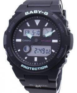 Casio Baby-G G-Lide BAX-100-1A BAX100-1A Tide Graph Damenuhr