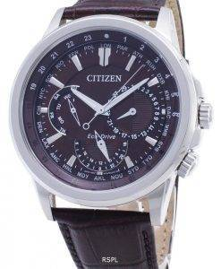 Citizen Eco-Drive BU2020-29X Analog Herrenuhr