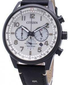 Citizen Eco-Drive CA4425-10X Tachymeter Analog Herrenuhr