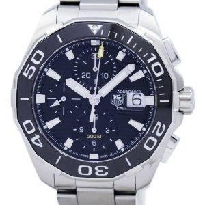 TAG Heuer Aquaracer Chronograph automatische 300M CAY211A. BA0927 Herrenuhr