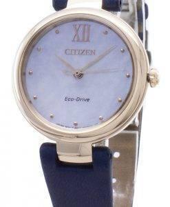 Citizen Eco-Drive EM0533-15D Analog Damenuhr