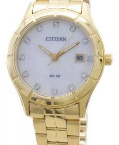 Citizen Quartz EU6042-57D Diamond Accents Damenuhr