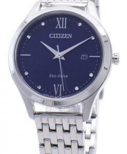 Citizen Eco-Drive EW2530-87L Analog Damenuhr