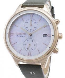 Citizen Chandler FB2008-01D Chronograph Damenuhr