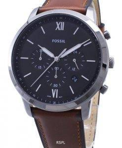 Fossil Neutra FS5512 Chronograph Analog Herrenuhr