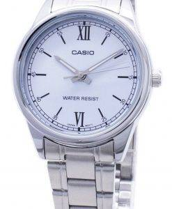 Casio Timepieces LTP-V005D-2B3 LTPV005D-2B3 Quartz Analog Damenuhr