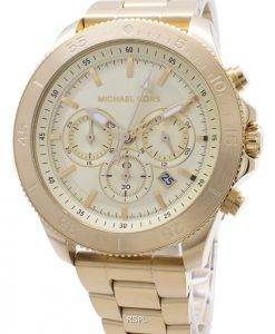 Michael Kors Theroux MK8663 Chronograph Quarz Analog Herrenuhr