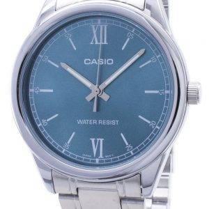 Casio Timepieces MTP-V005D -3B MTPV005D -3B Quartz Analog Herrenuhr