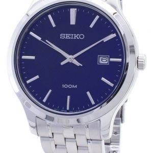 Seiko Neo Classic SUR291 SUR291P1 SUR291P Quarz Analog Herrenuhr