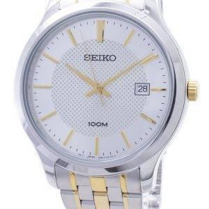 Seiko Neo Classic SUR295 SUR295P1 SUR295P Quarz Analog Herrenuhr