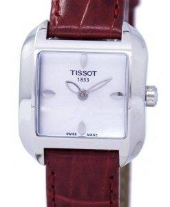 Tissot T-Wave Quarz T02.1.265.71 T02126571 Damenuhr