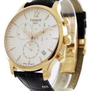 TISSOT T-Classic Tradition Chronograph T063.617.36.037.00