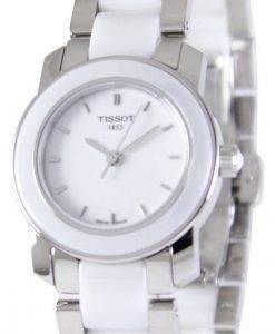 TISSOT T-Lady Cera Quarz T064.210.22.011.00 Damenuhr
