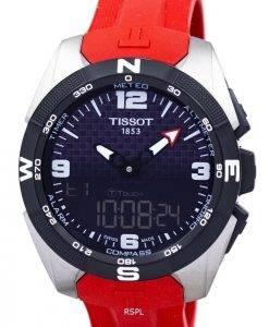 Tissot T-Touch Expert Solar Alarm T091.420.47.057.00 T0914204705700 Herrenuhr