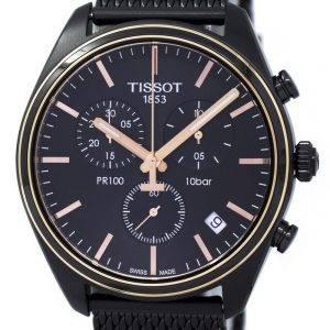 Tissot T-Classic PR 100 Chronograph T101.417.23.061.00 T1014172306100 Herrenuhr