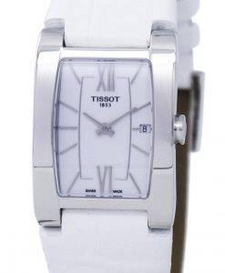 Tissot T-Lady Generosi-T Quarz T105.309.16.018.00 T1053091601800 Damenuhr