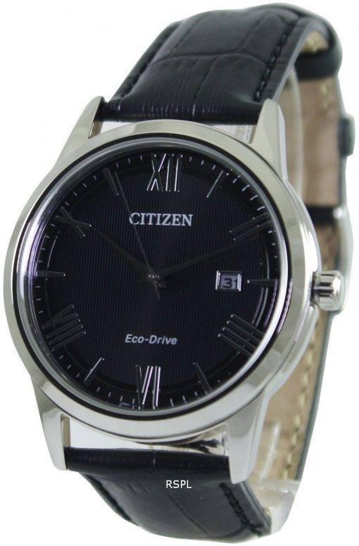 Citizen Eco-Drive Power Reserve AW1231-07E-Herrenuhr