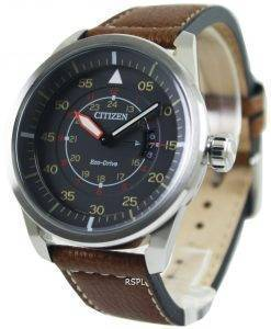 Citizen Eco-Drive Aviator Power Reserve AW1360 - 12H Herrenuhr