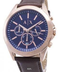 Armani Exchange Drexler AX2626 Quartz Herrenuhr