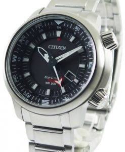 Citizen Promaster Eco-Drive GMT 200M BJ7080-53E Herrenuhr