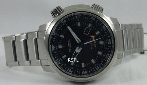 Citizen Promaster Eco-Drive GMT 200M BJ7080-53E Herrenuhr