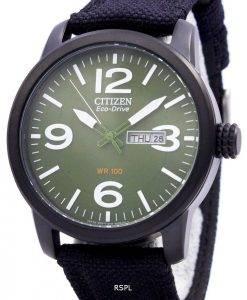 Citizen Eco Drive Militär-BM8475-00-X