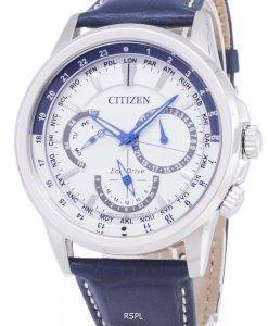 Citizen Eco-Drive BU2020-11A Japan Analoge Herrenuhr