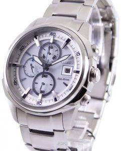 Citizen Eco Drive Chronograph CA0370-54A
