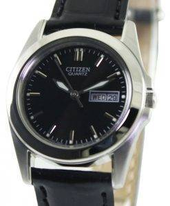 Citizen Quartz Black Dial EQ0560-09 Damenuhr