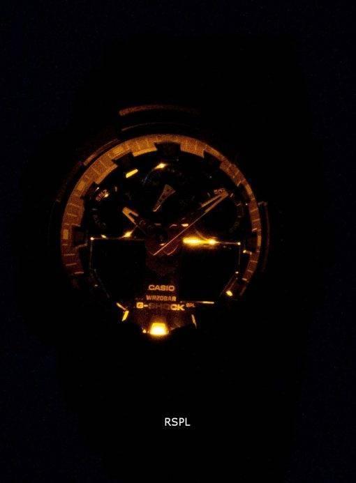 Casio G-Shock GA-100BL-1A GA100BL-1A Stoßfeste 200M Herrenuhr