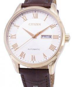 Citizen Analog Automatic NH8363-14A Herrenuhr