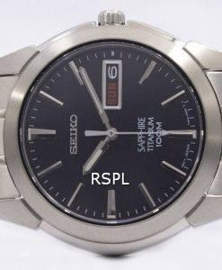 Seiko Titan-Saphir-SGG729P1 SGG729 SGG729P Herren Uhr