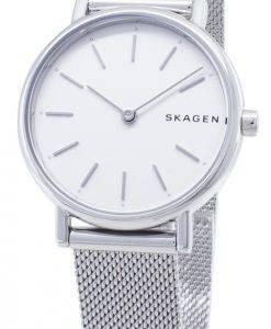 Skagen-Signatur Slim Damenuhr Quarz SKW2692
